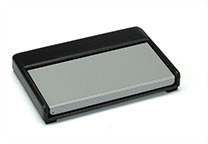 Instant BVDA ink pad, Porelon, closed (A-25000)