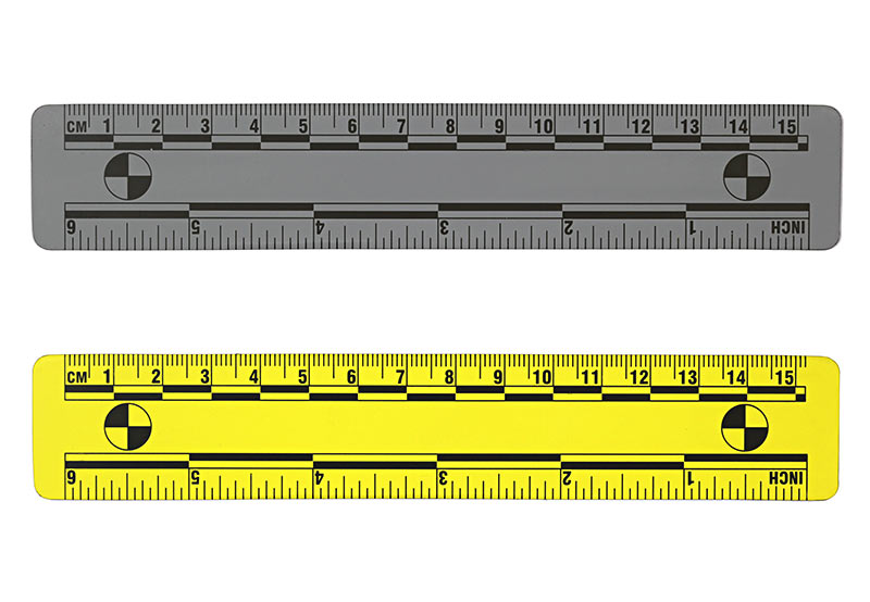 Bvda Photograhic Rulers And Scales